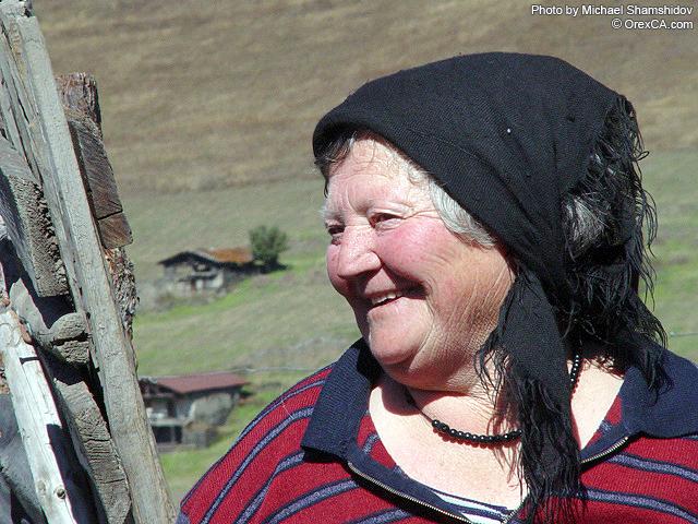 Georgian people