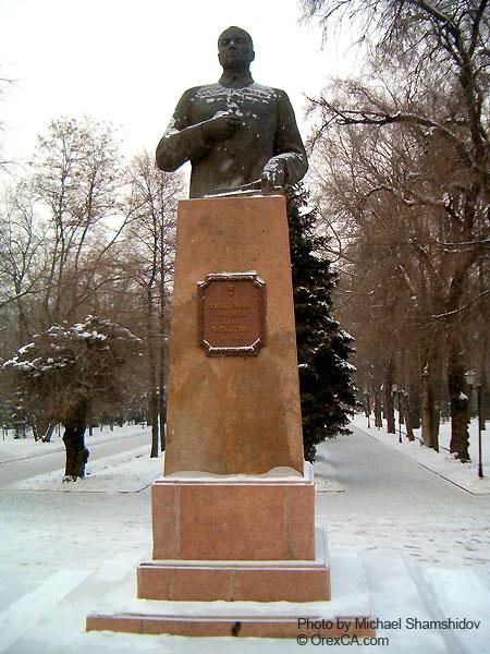 Panfilofs Park, Almaty