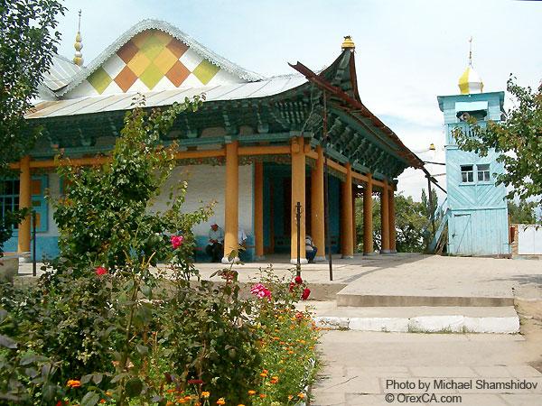 Karakol Mosque