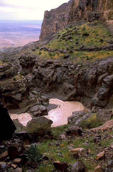 Koytendag gorges