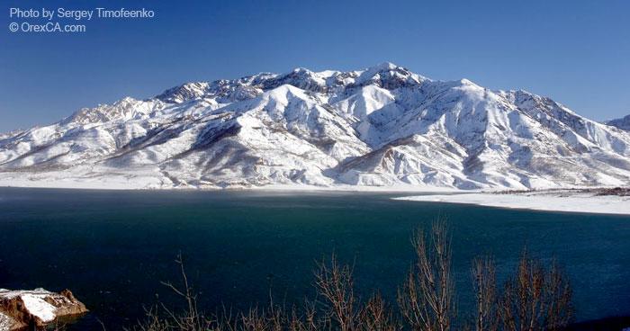 uzbekistan pictures charvak mountain resort. Black Bedroom Furniture Sets. Home Design Ideas