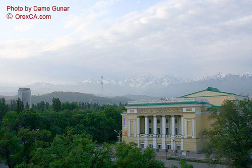 Almaty pictures