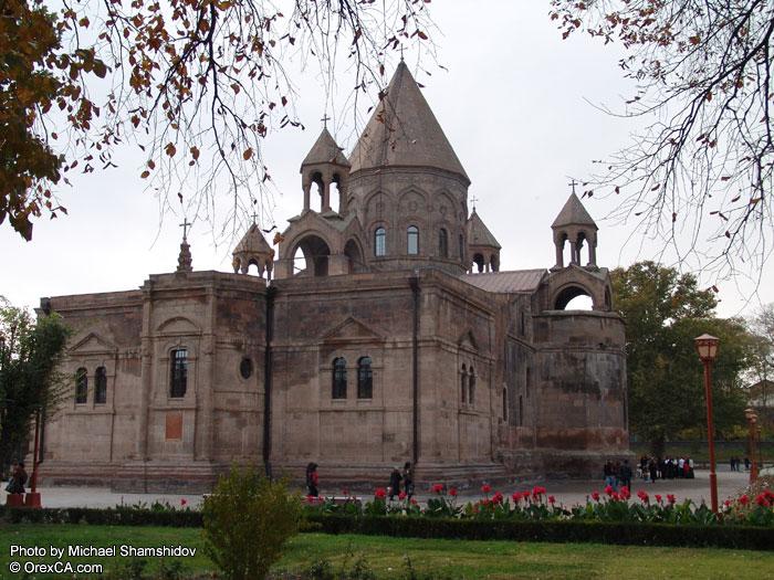 Echmiadzin,  Vagharshapat