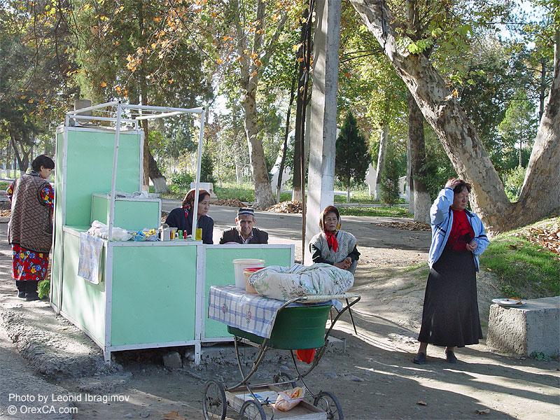 Uzbek mahallya