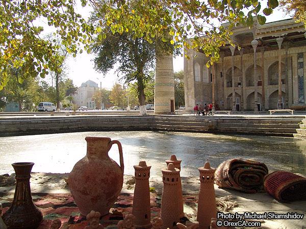 Bukhara views