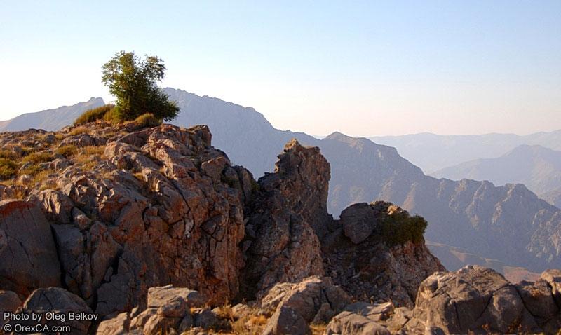 Pulatkhan plateau