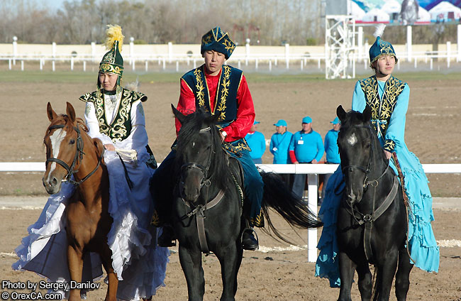 Kazakh people