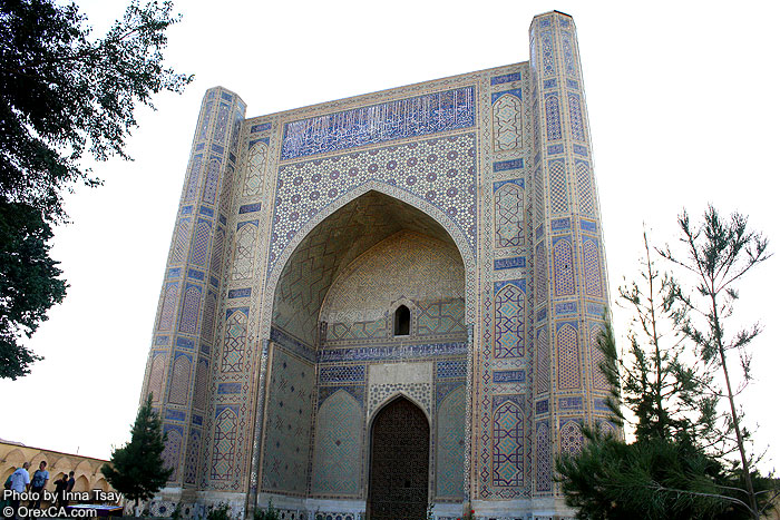 Bibi-Khanum mosque