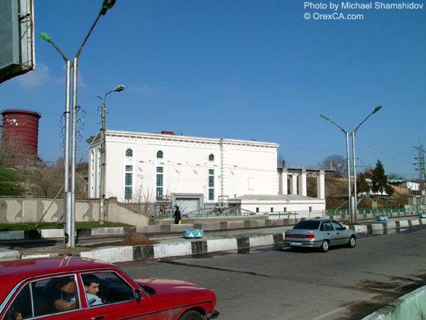 Chirchik town
