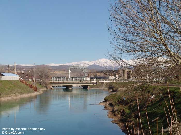 Chirchik river