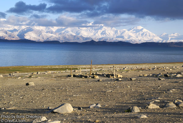Karakul Lake Tajikistan Lake Karakul The Height of
