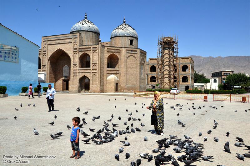 Khujand City