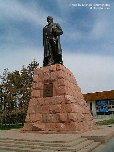Monument of Abai
