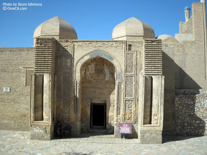 Magoki-Attari Mosque