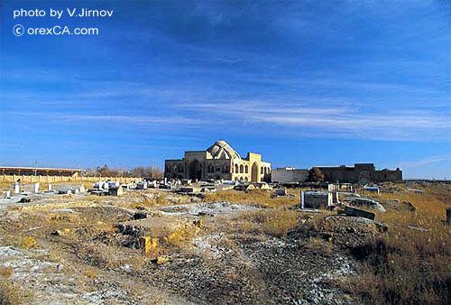 Baha ad-Din Naqshband <br/> necropolis