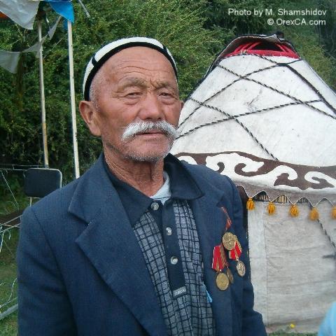 """""""Kyrgyzstan People"""""""