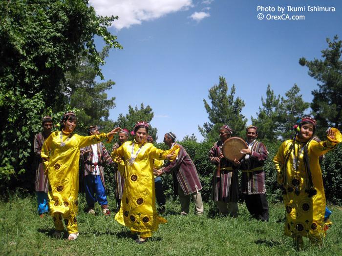 Uzbek dances