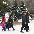 Almaty streets
