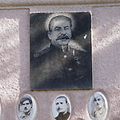 9 May monument with Stalin