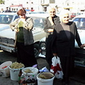 Telavi bazaar