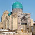 Shahi-Zinda, Samarkand pictures