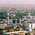 Ashgabat view