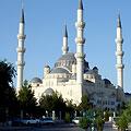 Ashgabat pictures. Ertogrul Gazy Mosque
