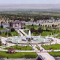 Turkmen-Turkish Park. Ashgabat pictures