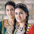 Туркменские красавицы