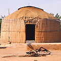 Traditional dwelling - yurt
