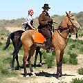 Horseback trip