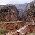 Koytendag canyons