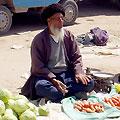 Turkmen bazaar