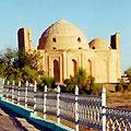 Nadjmeddin Kubra & Sultan Aly Mausoleums