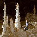 Gypsum chandeliers