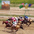 Turkmenistan hippodromes