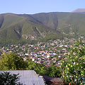 Sheki city picture