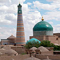 Islam-Khodja Madrassah and Minaret