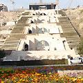 Armenia picture. Yerevan, Cascade