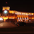 Pictures of Yerevan. Republic Square
