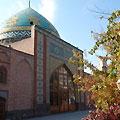 """Blue Mosque — The """"Blue Mosque"""", also known as the """"Gyok Jami"""" Голубая мечеть - соборная мечеть Еревана"""