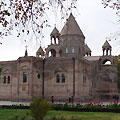 Armenia picture. Cathedral of St.Echmiadzin