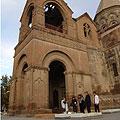 Cathedral of St.Echmiadzin — Кафедральный собор Сурб Эчмиадзин, г.Вагаршапат