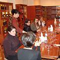 Brandy tasting — Дегустация армянского коньяка