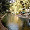 Набережная реки Анхор. Ресторан Аль-Азиз