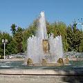 Tashkent fountains