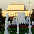 Tashkent pictures. Turkestan Music Hall