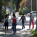Жители Ташкента