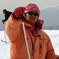 An old ski-guru