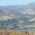 Charvak view — Вид на Чарвак